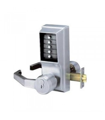 DHL001 - Digital Lock - 5 Button  (7006/SC Satin Chrome)