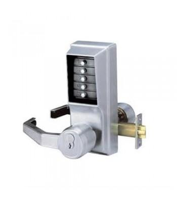 DHL001 - Digital Lock - 5 Button  (7006/SC Satin Chrome)