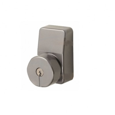 DHL002 - Outside Access Device (Brand: NVM Steel Door Sets)