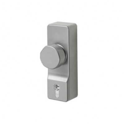 DHL028 - IDC 779 - Outside Access Device - Locking Knob (Brand: NVM Steel Door Sets )
