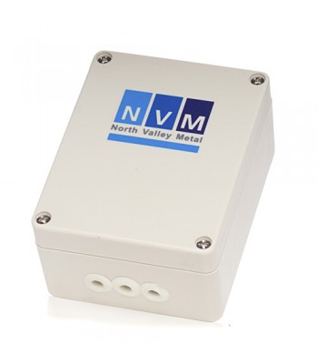NT1008 - Remote Control / Receiver in IP65 Rated Waterproof Box with Manual Switch Function