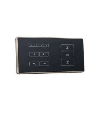 NT1120 - Remote Control Receiver / Switch Combination with 4 Channel Up/Stop/Down Function & Touch Screen