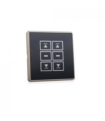 NT1122 - Remote Control Receiver / Switch Combination with Double Up/Stop/Down Function & Touch Screen