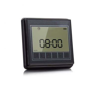 NT1126 - Remote Control Wireless Switch 10a 240v with Timer & Temperature Functions Touch Screen (Brand: North Valley Metal)