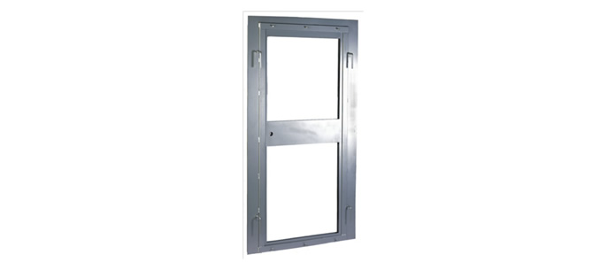 Insulated Wicket Gates