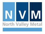 North Valley Metal Logo