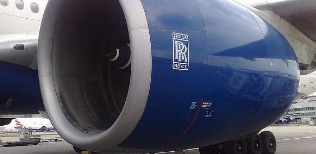 NVM at Rolls Royce