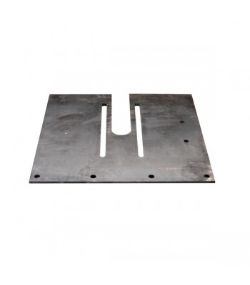 ELF100 - End Plate To Suit Direct Drive & Flange Mounted Motors with 55mm Shaft