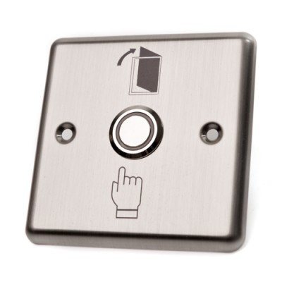 SDP002B - Push Button Access for Automatic Doors (Brand: North Valley Metal)