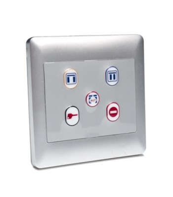 SDP005 - 5 Position Push Button Function Control for Automatic Doors