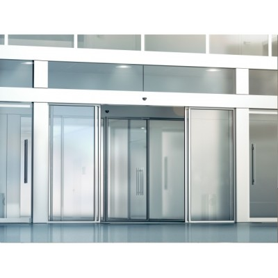 SDK600 Series - Aprimatic Automatic Sliding Door Kits for Door Leaf Weights up to 100kgs image