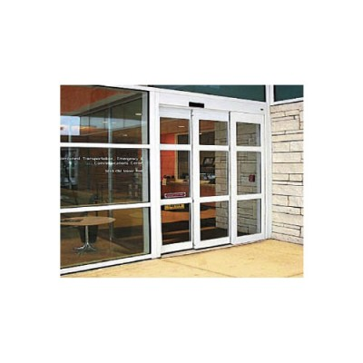 SDK400 Series - Automatic Telescopic Sliding Door (Brand: North Valley Metal)