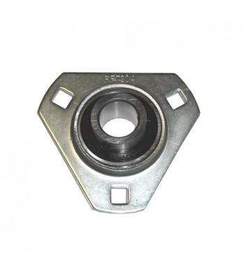BF3001 - Flange Bearing 3 Hole Type 20mm