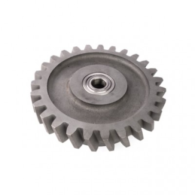 NV090A - Worm Gear - Cast - 27T with Bearing (Brand: )