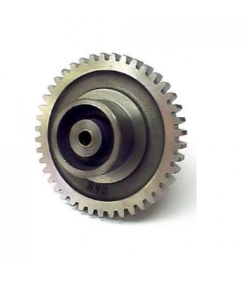 "NV008 - Barrel Gear - Cast - 42T x 5DP - Boss for 101.6mm Ø 4"" Tube"