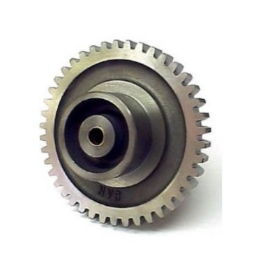 NV008 - Barrel Gear - Cast - 42T x 5DP - Boss for 4