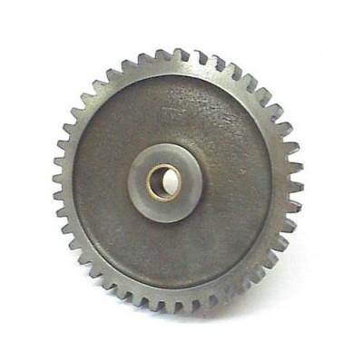 NV015A - Barrel Gear - Cast - 58T x 5DP, Machined Lugs (Brand: NVM Door Components)