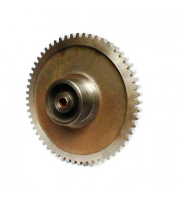 "NV040 - Barrel Gear - Cast -  58T x 5DP - Boss for 101.6mm Ø 4"" Tube"