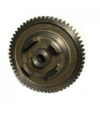 "NV060 - Barrel Gear - Cast - 58T x 5DP, 4 Lugs for 168mm Ø 6"" Tube"