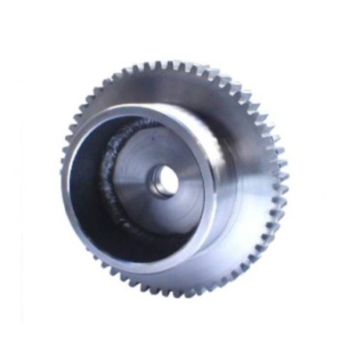 NV088 - Barrel Gear - Steel - 58T x 5 DP with Steel Ring Boss (Brand: NVM Door Components)