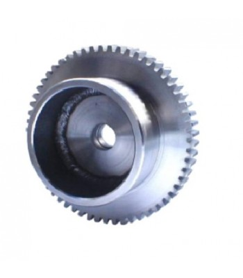 "NV096 - Barrel Gear - Steel - 78T x 5DP with Steel Boss 212mm - 254mm Ø for 8"" - 10"" Tube"