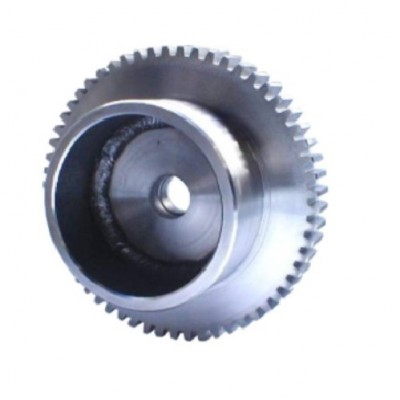 NV096 - Barrel Gear - Steel - 78T x 5DP with Steel Boss (Brand: NVM Door Components)