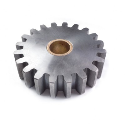 NV123 - Drive Pinion - Steel - 20T x 5DP 28mm Wide (Brand: NVM Door Components)