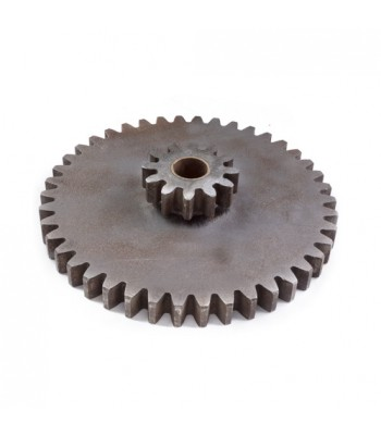 NV184 - Compound Gear - Steel - 48T x 12T x 5dp  20mm Wide