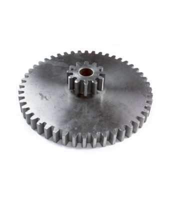NV190 - Compound Gear - Steel - 48T x 12T x 5dp, 25mm Wide