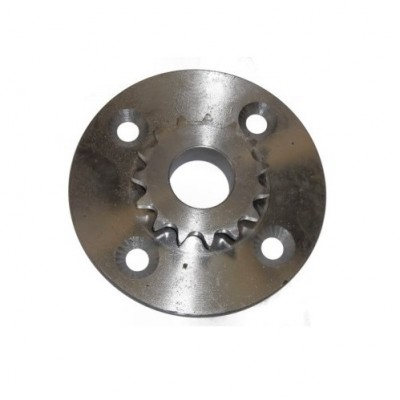 "NV339 - Sprocket & Plate Adaptor - 15T x ½"" x ⁵⁄₁₆"" Pitch (Brand: NVM Door Components)"