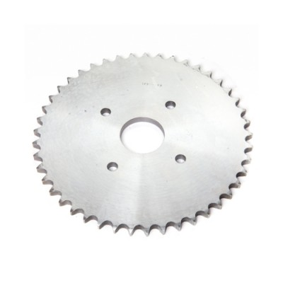 "SP007 - Platewheel - Steel - 45T x ⅟₂"", ⁵̷₈"" & ³⁄₄ Pitch image"