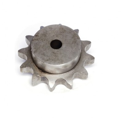 "SS1204 - Sprocket - 12T x 1 ¼"" x ¾"" Pitch  - British Standard (Brand: NVM Door Components)"