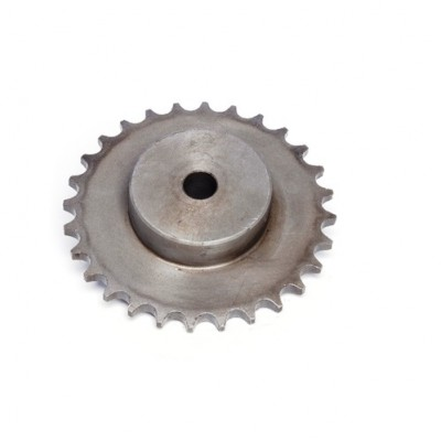 "SS28001 - Sprocket - 28T x ½"" x ⁵⁄₁₆"" Pitch - British Standard (Brand: NVM Door Components)"
