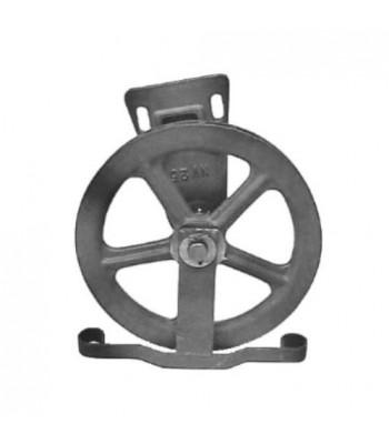 "NV025* - Chainwheel - Cast - 12"" Ø Rim, Sub Assy"