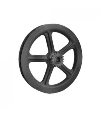 "NV112* - Chainwheel - Cast - 12"" Ø Rim"