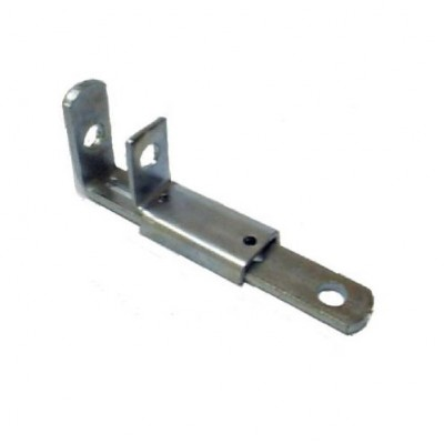 NV128LB - Pressed Steel Shoot Bolt with Keeper(Brand: )