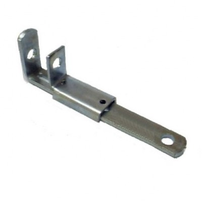 NV128LA - Pressed Steel Shoot Bolt with Keeper(Brand: )