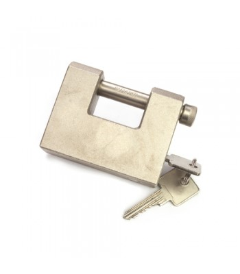 NV250 - Armoured Padlock - 85mm - Heavy Duty