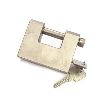 NV250 - Armoured Padlock - 85mm (Brand: North Valley Metal )