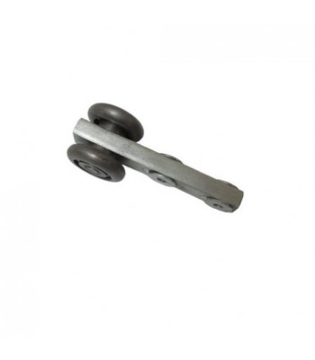 NV293 - Double Top Pully Bracket & Wheels