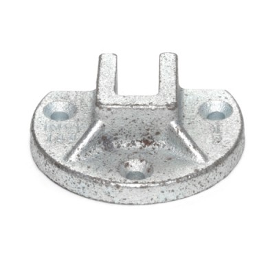 NV144 - Support Cup - Cast - 3 Hole & ½