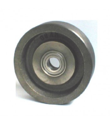 "NV080 - Bearing Block - Cast - 8"" Tube"