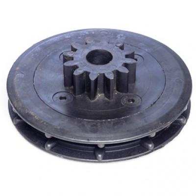 "NV303* - Chainwheel - Plastic - 7"" Ø Rim (Brand: NVM Door Components)"
