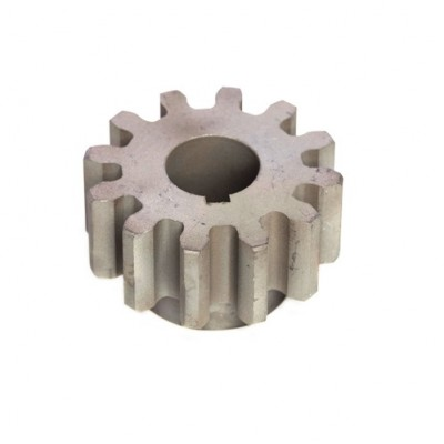 NV164 - Drive Pinion - Steel - 12T x 5DP with Boss (Brand: NVM Door Components)