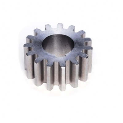 NV114 - Drive Pinion - Steel - 15T x 5DP x 25mm Wide (Brand: NVM Door Components)