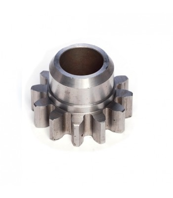 NV189A - Drive Pinion - Steel - 12T x 5DP with Chamfered Boss for Compound Gear