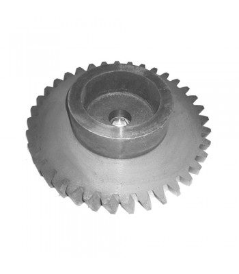 NV037* - Worm Gear - Steel - 36T with 160mm Dia Boss
