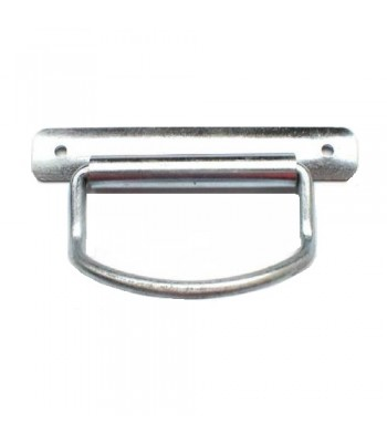 NV214 - Finger Lift - Pressed Steel - Zinc Plated