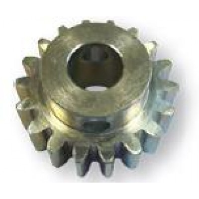NGO501 - Drive Pinion - Bronze - M6 Z12 - for Automatic Sliding Gates (Brand: North Valley Metal)