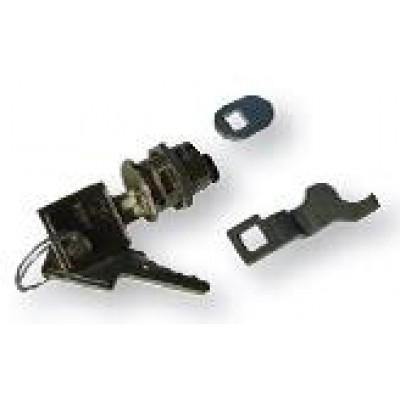 NGO512 - Lockable Key Cylinder for Automatic Gates (Brand: North Valley Metal)